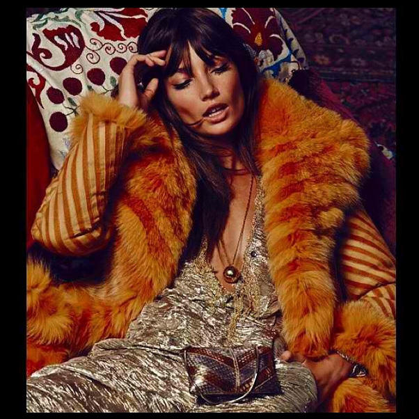 70s Fashion Editorial Inge Christopher
